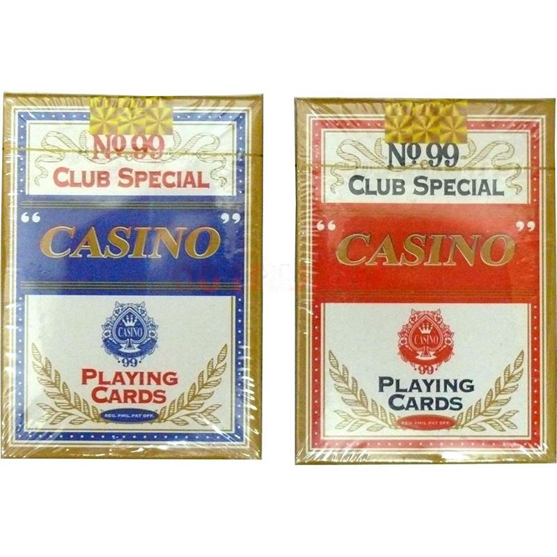Карты для покера Casino Club Special, 54 л
