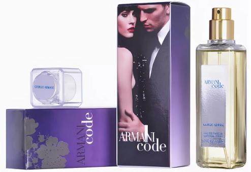 Giorgio Armani Armani Code Pour Femme 50 мл (суперстойкий)