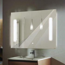 Зеркало Comforty Жасмин-75 светодиодная лента, сенсор 750*650 00004140519CF