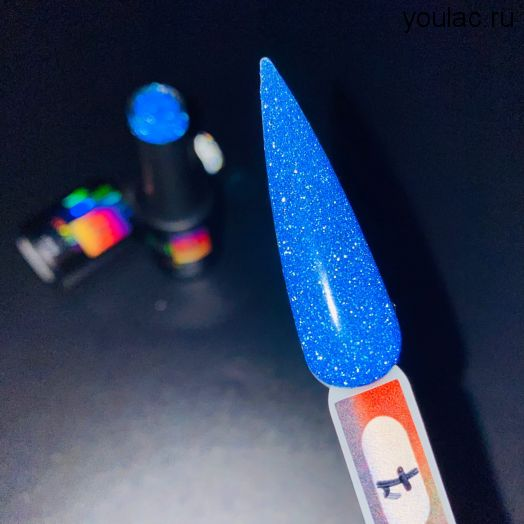 Гель-лак Flashing Lights PRO #7 YouLAC , 10 мл