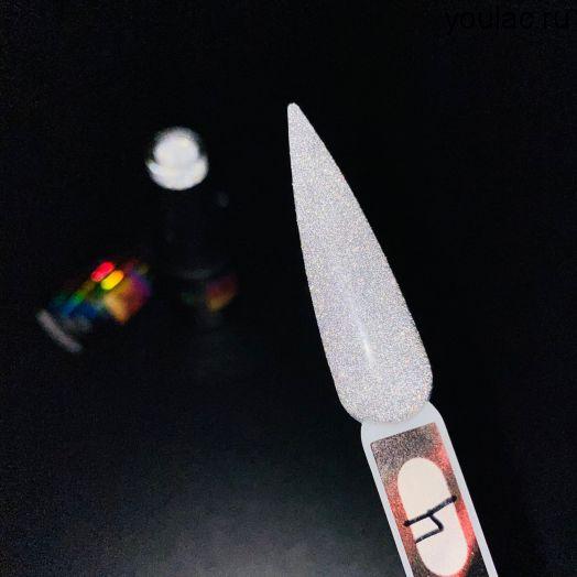 Гель-лак Flashing Lights PRO #4 YouLAC , 10 мл