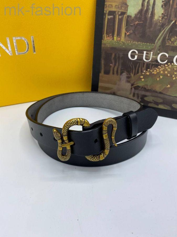 Gucci ремень змея