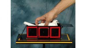 #НЕНОВЫЙ Иллюзион SURPRISING DOVE BOX-  ОРИГАМИ для голубя