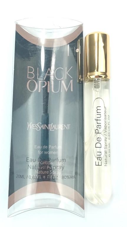 Yves Saint Laurent Black Opium, 20мл