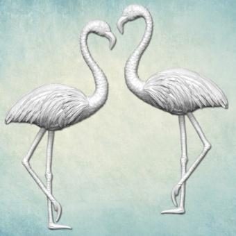"""Молд """"Птица Фламинго"""" (S) ARTMD1378"""