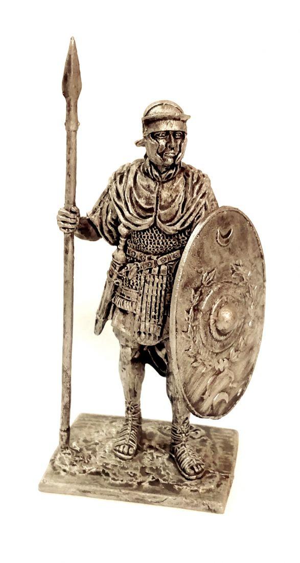 Фигурка  Римский вспомогательный пехотинец 1 в. н.э. олово