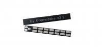 Адресные RGB светодиоды Gromozeka v2.1 купить в магазине FPV пилота Gramozeka маркетплейс от QUADRO.TEAM