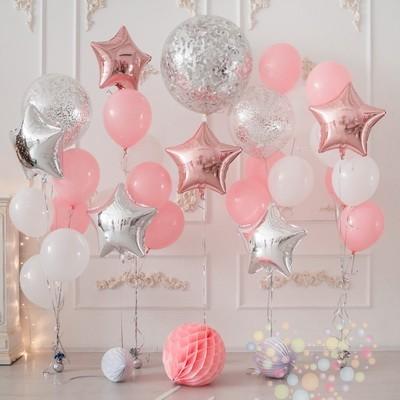 Фотозона Розовая нежность
