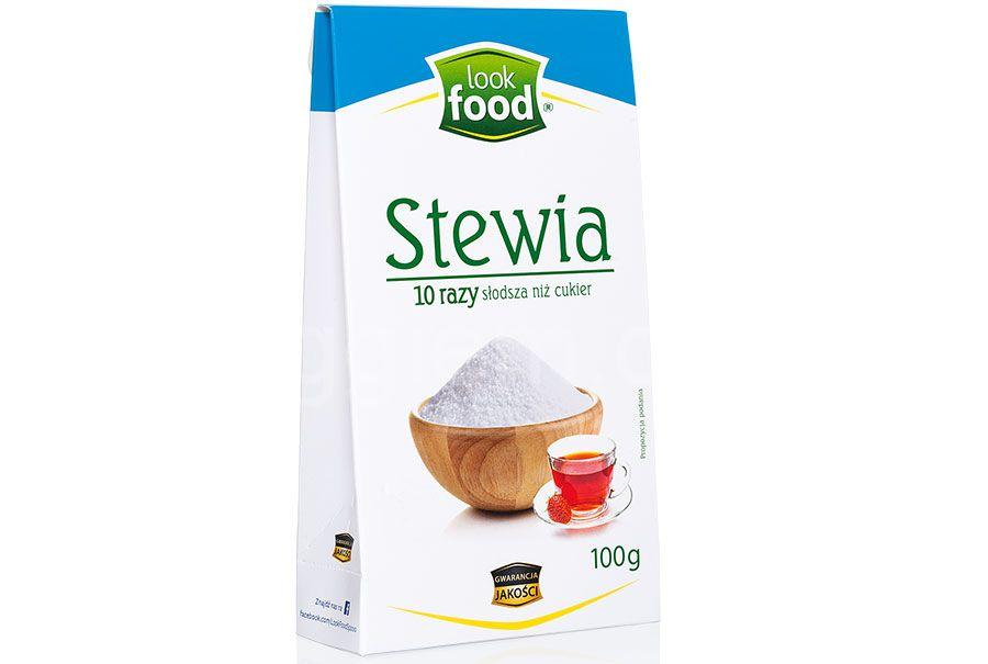 Стевия Look Food, 100 грамм