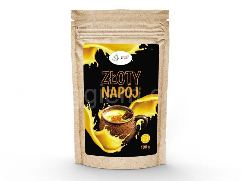 Золотой напиток Vivio, 100 грамм