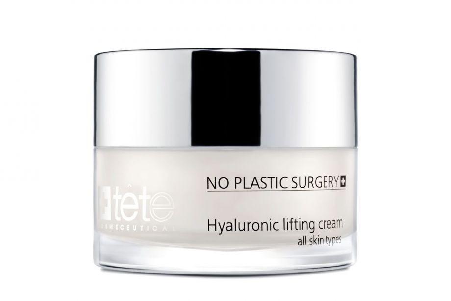 Лифтинг – крем с гиалуроновой кислотой  и пептидами (Hyaluronic Lifting Cream) Tete cosmeceutical (Тете косметик) 50 мл