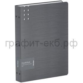 Папка 80 конвертов Berlingo Steel&Style серебристый металлик PPf_97102