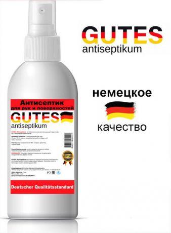 GUTES Antiseptikum антисептик спиртовой 70%, 100 мл, спрей
