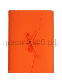 Блокнот А5 80л.нелин.Полином Sketchbook TWIST FINE LINE д/маркеров и графики оранж.160г/м2 3141