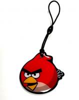"""Чип бесконтактный EPOXY  """"Angry Birds"""", H2"""