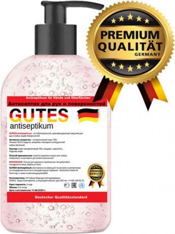 GUTES Antiseptikum антисептик спиртовой, 500 мл, гель