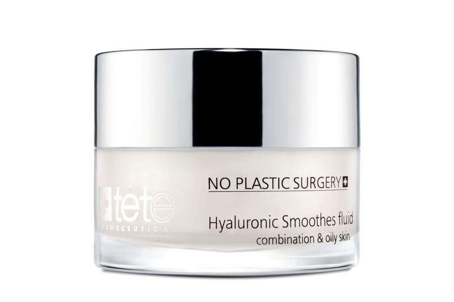 Флюид для жирной/комбинированной кожи (Hyaluronic Fluid) Tete cosmeceutical (Тете косметик) 50 мл