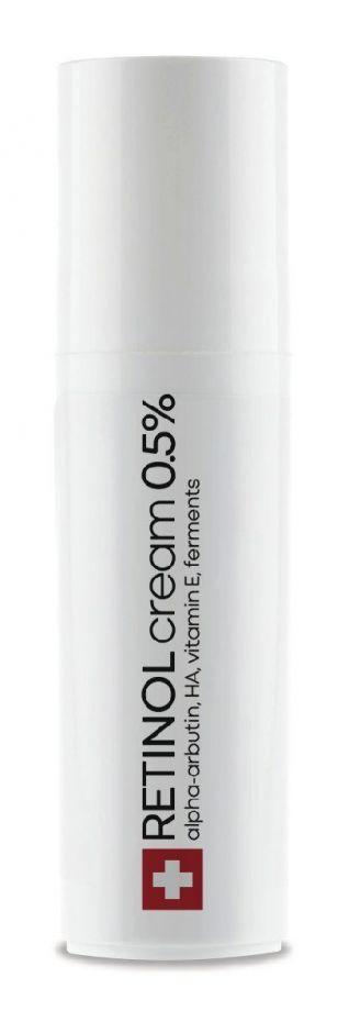Активный крем с инкапсулированным ретинолом 0,5% ( Retinol cream 0.5%) Tete cosmeceutical (Тете косметик) 50 мл