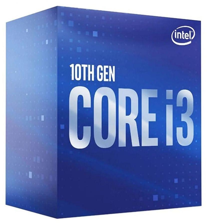 Процессор Intel Core i3-10100, BOX (BX8070110100 S RH3N)