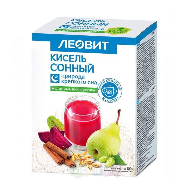 Леовит Нутрио Кисель «Сонный» 20гр, 5шт