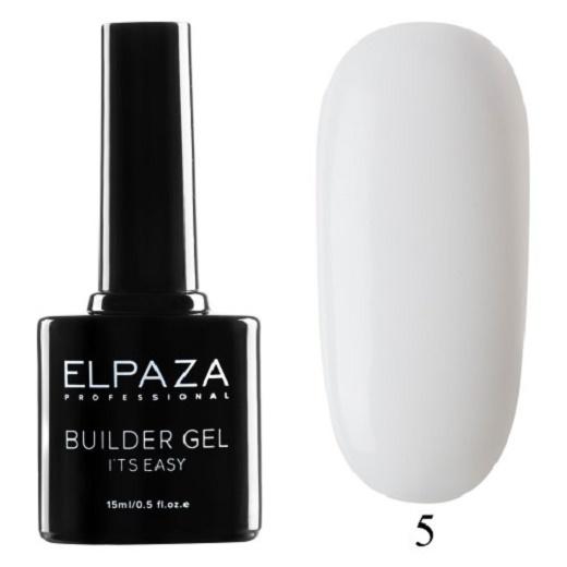 Гель для наращивания ELPAZA Builder Gel 05  15 мл