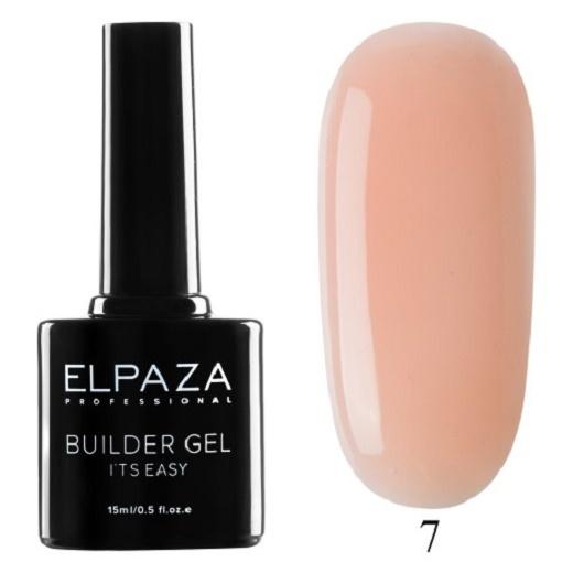 Гель для наращивания ELPAZA Builder Gel 07  15 мл