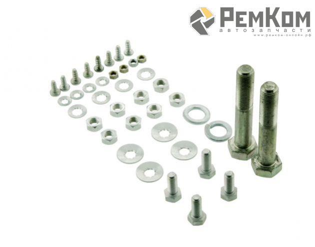 RK01153 * Ремкомплект крепления переднего бампера для а/м 2121, 21214