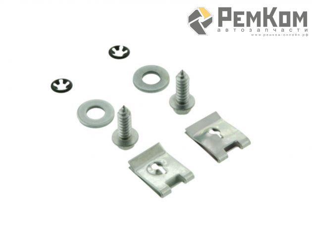 RK01158 * Ремкомплект крепления решетки радиатора для а/м 2110-2112