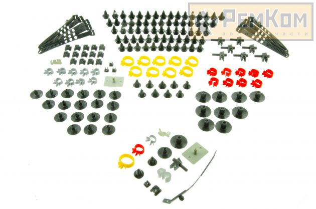 RK01173 * Ремкомплект пластмассовых изделий на кузов для а/м 2170
