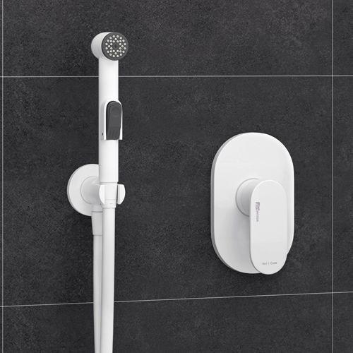 Гигиенический душ WasserKRAFT Mindel White