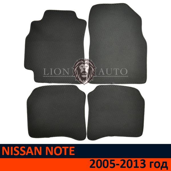 EVA коврики на NISSAN NOTE (2005-2013г)