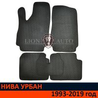EVA коврики на НИВА УРБАН (1993-2019г)
