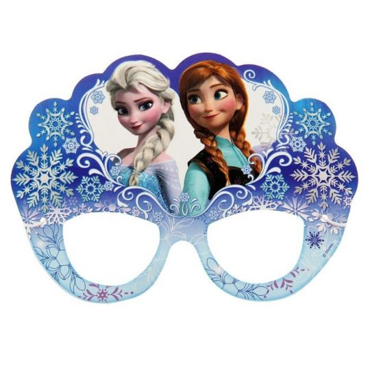 Маска-очки Холодное сердце