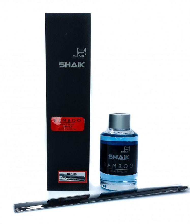 Аромадиффузор Shaik 05 Bamboo - Antonio Banderas Blue Seduction For Men