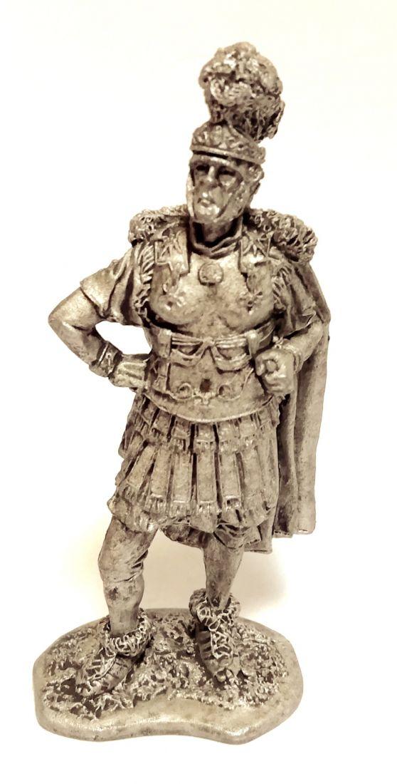 Фигурка Легат  II легион Августа 1в. н.э. олово