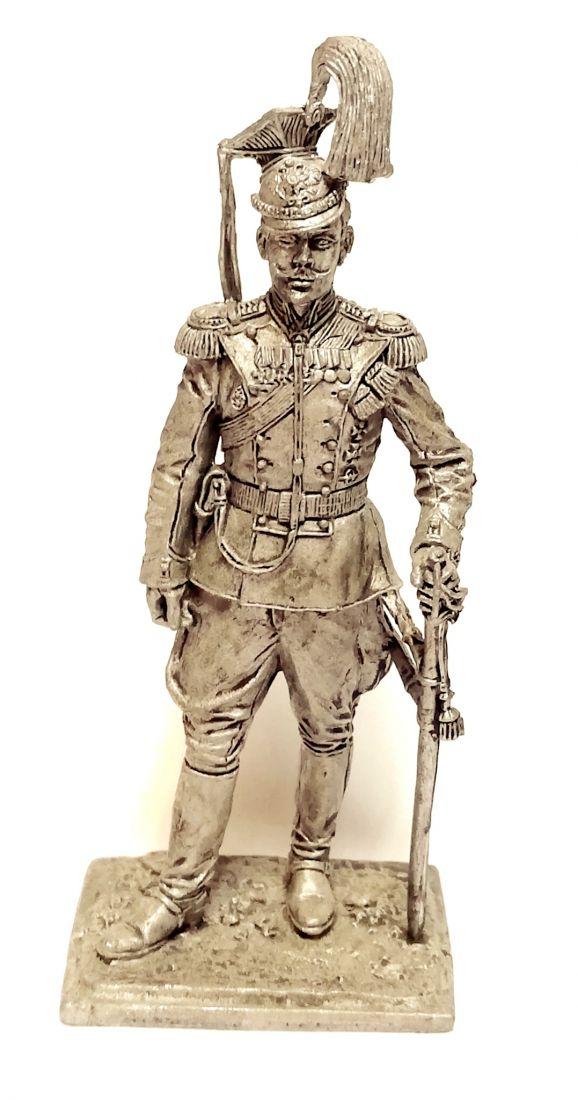 Фигурка Полковник лейб-гвардии Уланского полка олово