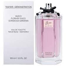 Тестер Flora By Gucci Gorgeous Gardenia 100 мл (Sale)