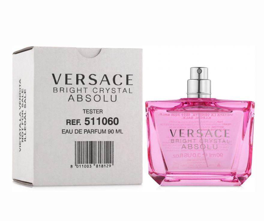 Тестер Versace Bright Crystal Absolu 90 мл (Sale)