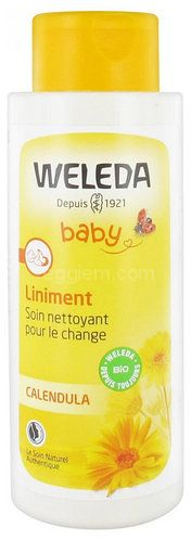 Детский органический крем Weleda, 400мл