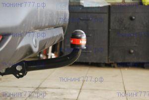 Фаркоп (тсу) Bosal Oris, крюк на болтах, тяга 1.8т
