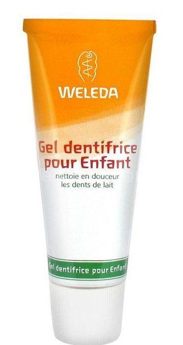 Детская зубная паста-гель Weleda, 50 мл
