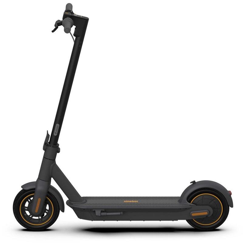 Электросамокат NineBot Kickscooter MAX G30 (Серый)