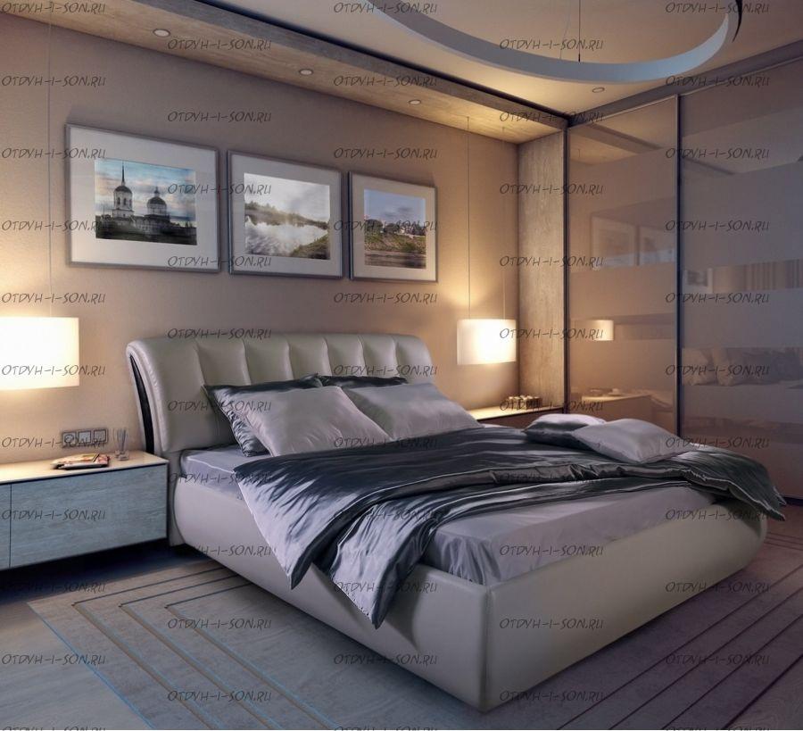 Кровать Visconti