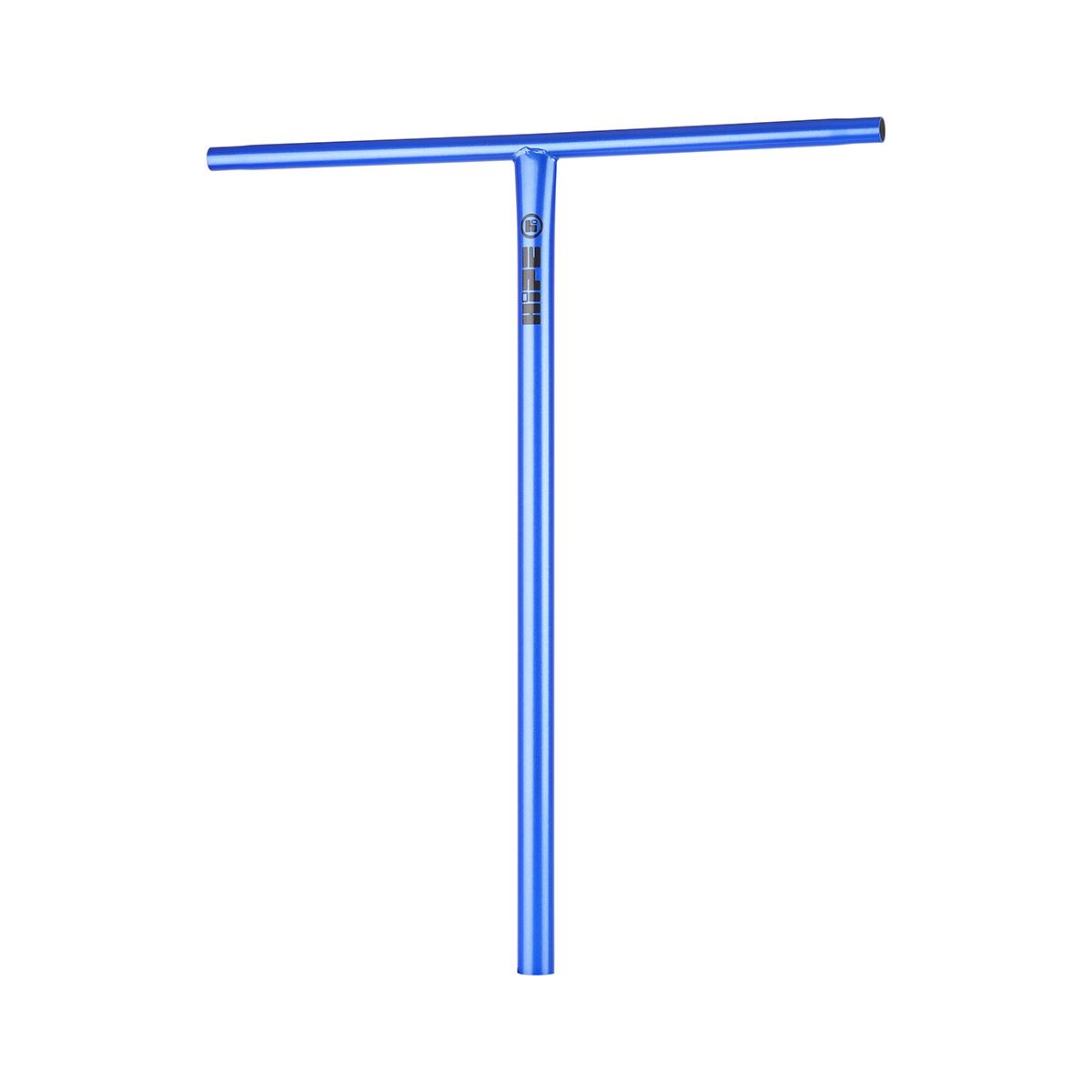 Руль HIPE H01 blue 34,9 мм HIC