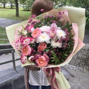 Букет «Poésie des fleurs»