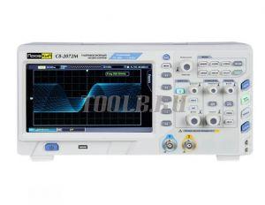 ПрофКиП С8-2072М Осциллограф цифровой (2 Канала, 0 МГц … 70 МГц)