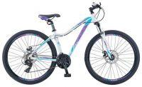 Горный (MTB) велосипед STELS Miss 7500 MD 27.5 V010 (LU080893 LU092713) Белый