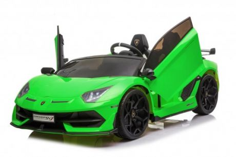 Детский электромобиль Lamborghini Aventador SVJ A333MP
