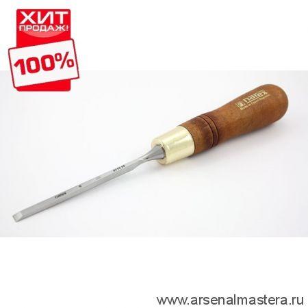 Стамеска плоская полированная NAREX PREMIUM 6 мм 811656 ХИТ!