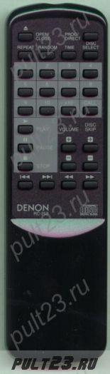 DENON RC-258, DCM-270, DCM-370
